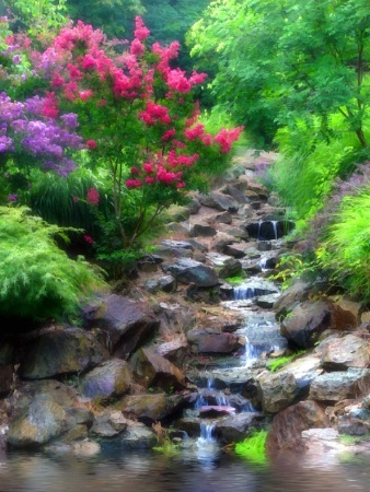 More Flowers And Falls*