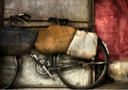 The Bicycle at the Market