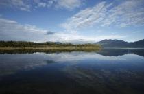Reflections in Lake Te Anau