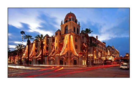 HAPPY HOLIDAYS FROM THE MISSION INN
