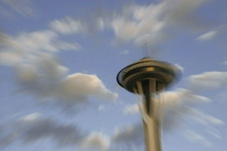 Space Needle After