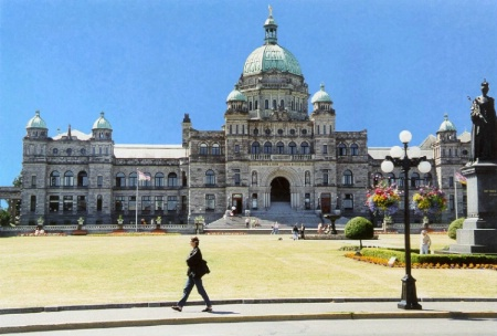 Victoria Parliament Bldg