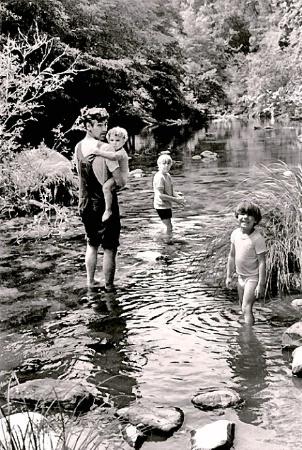 Summer Wading