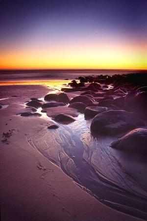 Another Burleigh Beach Sunrise