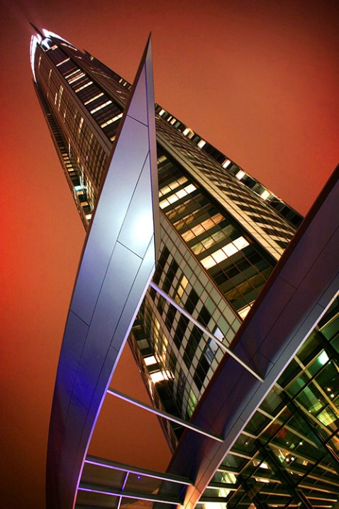 Photography Contest Grand Prize Winner - Surfers Paradise Q1 Building