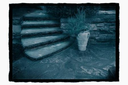 Garden Terrace Steps