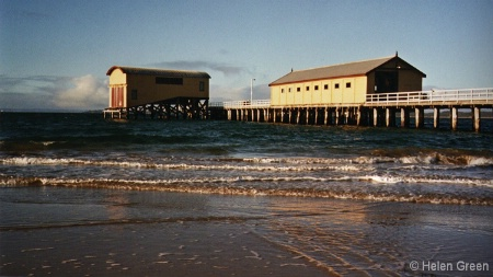 Queenscliff Boat Shed