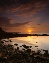 Salt Pond Sunrise