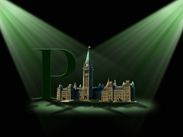 P is for Parliament Hill