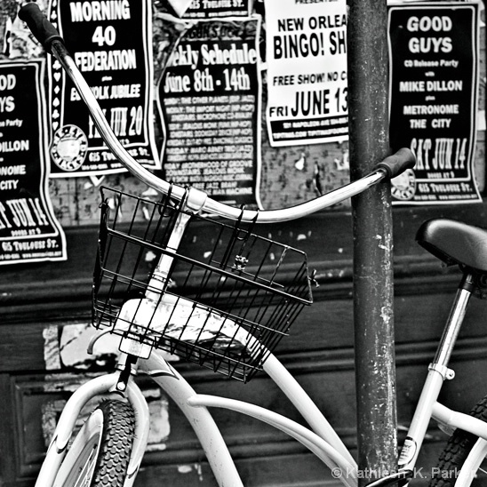 Bike and Billboard