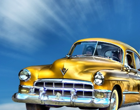 Golden Drive