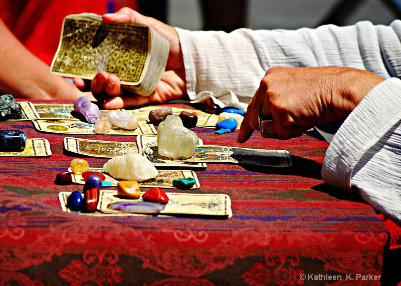 Destiny: New Orleans Tarot Reader