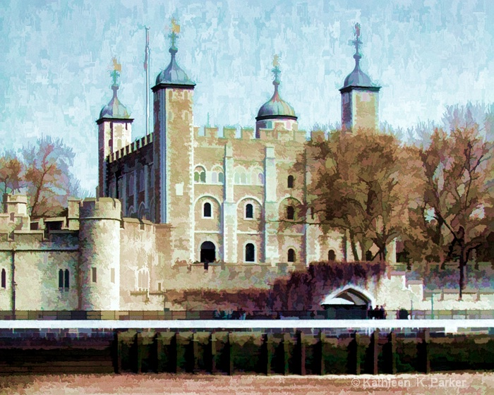 Castle on the Thames