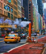 cab on 57th