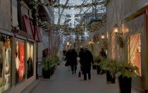Holiday Shopping in Yorkville