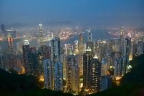 Hong Kong at Nigh...