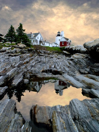 Reflecting On Pemaquid