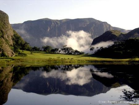 Amboro Natl. Park, Bolivia