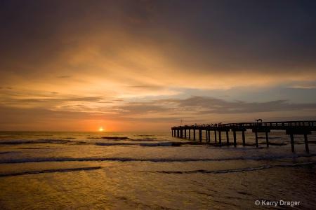 Florida Sunrise - Wide View