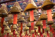 Incense coils of ...
