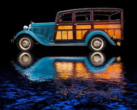 1933 Dodge Woodie