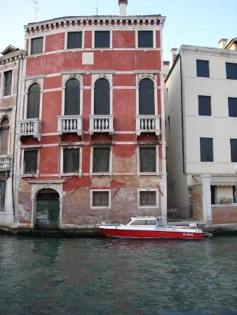 venice 2006 house on canal