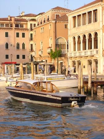 venice 2006 speedboats