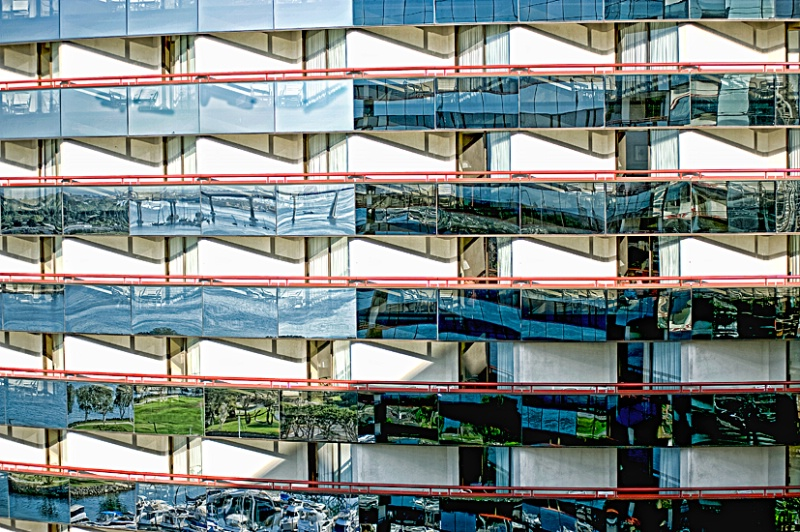 Windows On the Marina