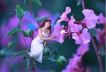 a spring fantasy