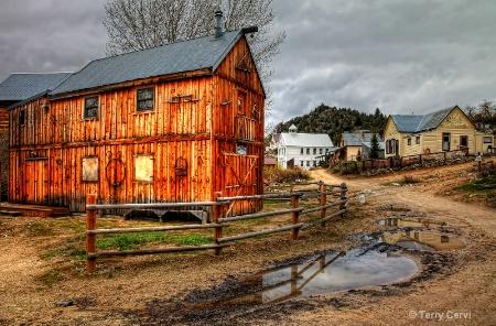 Daly Barn