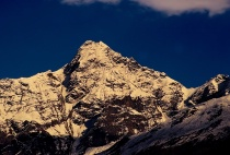 A Himalayan Peak 