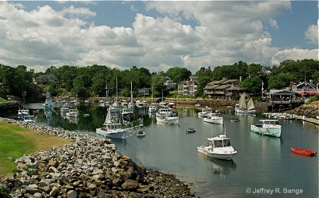 """Perkins Cove, Ogunquit, Maine"