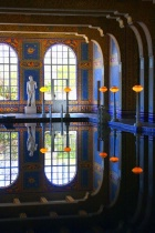 Hearst's Reflecting Pool