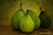 Autumn Pears