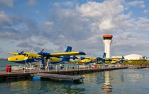 Seaplanes in Male