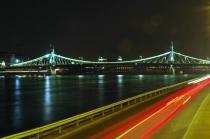 Liberty Bridge in...