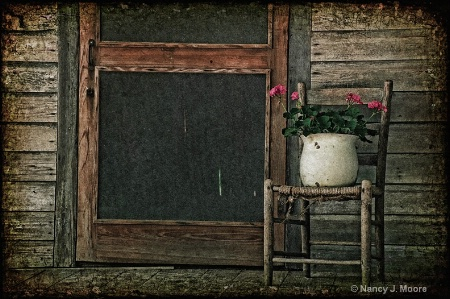 Farmhand's Porch