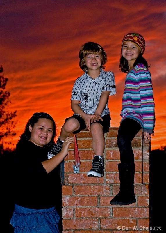 November Sky & Kids