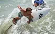 cocoa beach surfi...