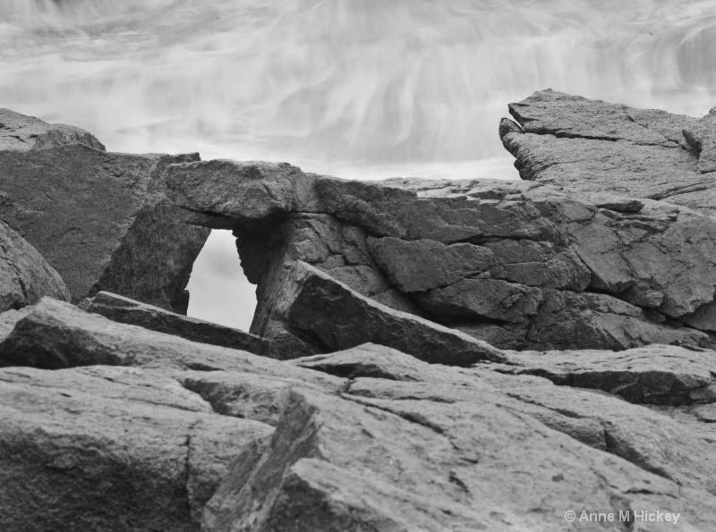 A Window in the Rocks