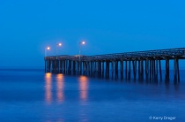 Cayucos Pier at Dawn