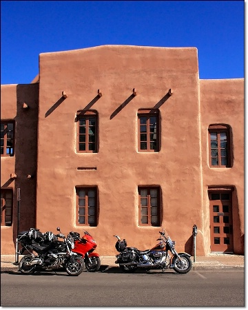 Born to Be Wild in Santa Fe