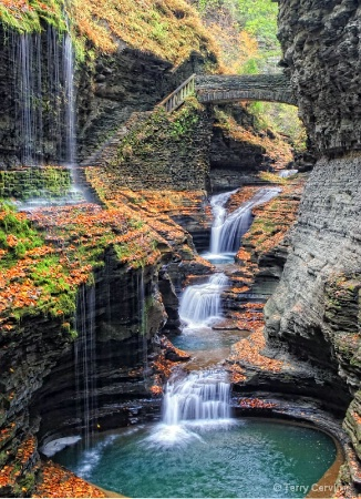 Autumn in Watkins Glen