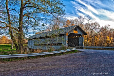 Doyle Road Covered Bridge