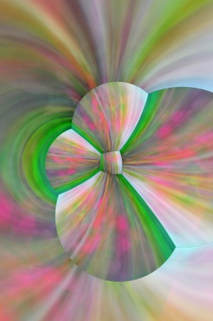 SOFT COLORS ABSTRACT