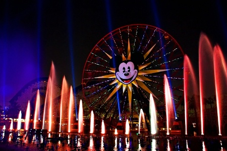 Lights ... Camera ... Mickey!