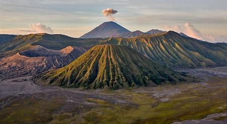 Volcanic Landscape of Bromo