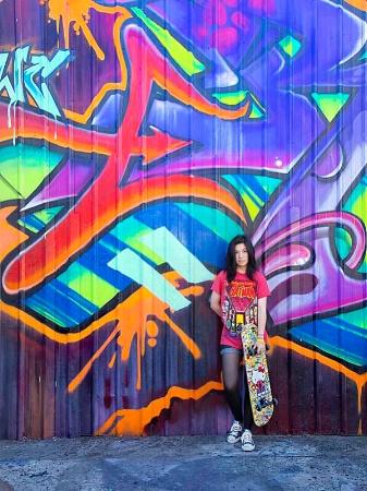 Skateboarder's Paradise