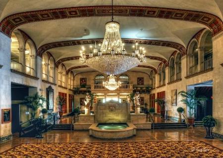 Statler City Lobby
