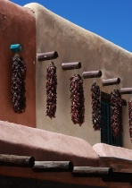 Sun Drying Chiles